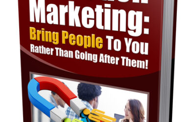 Attraction Marketing 101 – eBook