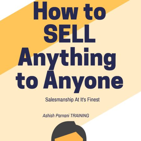 How to SELL Anything to Anyone – eBook