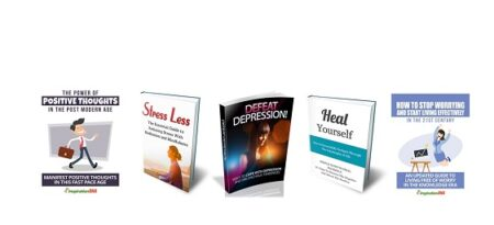 Mental Health SUCCESS 5 in 1 eBook Combo PACK
