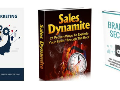 Selling Skills 5 in 1 eBook COMBO Pack