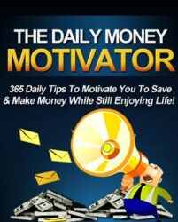 The Daily Money Motivator – eBook