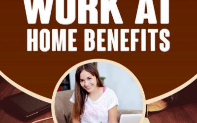 100 Work @ Home Benefits – eBook