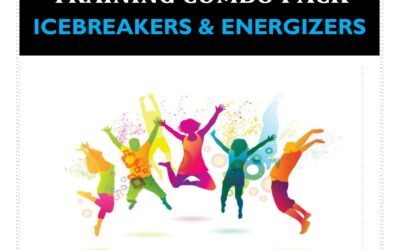 Training Icebreakers & Energizers COMBO PACK