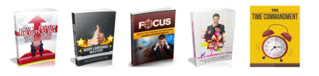 Personality Development 5 in 1 eBook COMBO PACK