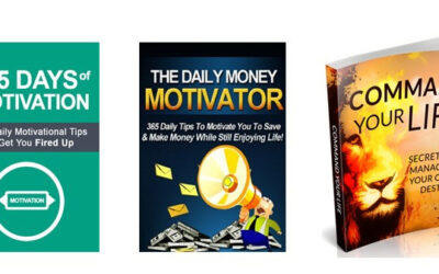 Life MOTIVATION – 5 in 1 eBooks COMBO Pack