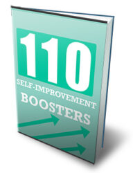 110 Self-Improvement Boosters – eBook