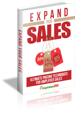 expand your sales BOOK WHITE